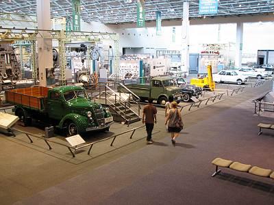 産業技術記念館 自動車館