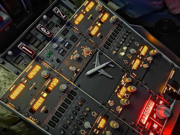 B737 無線装置