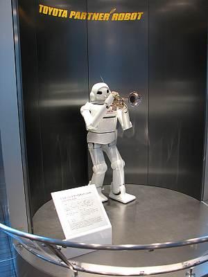 トヨタパートナーロボット