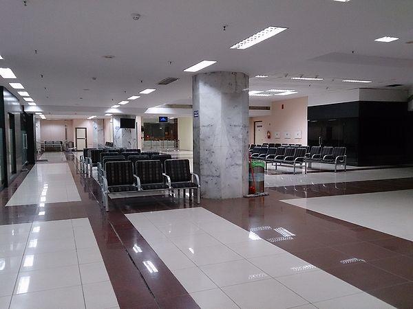 古いターミナル