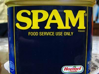 SPAM(スパム)缶