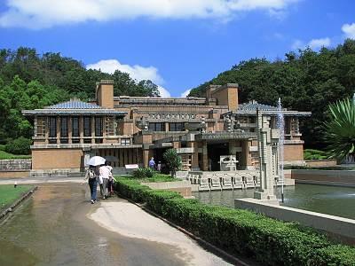 明治村 帝国ホテル(PowerShot S2 ISにて撮影)