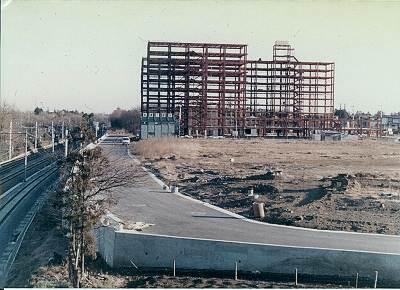 1976年1月の所沢コーポラス