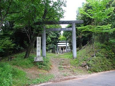 玉湖神社その1