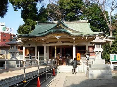 荻窪 白山神社