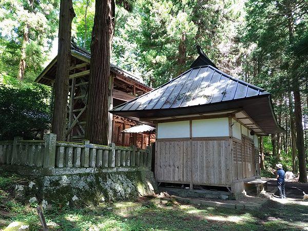 手塚八幡社