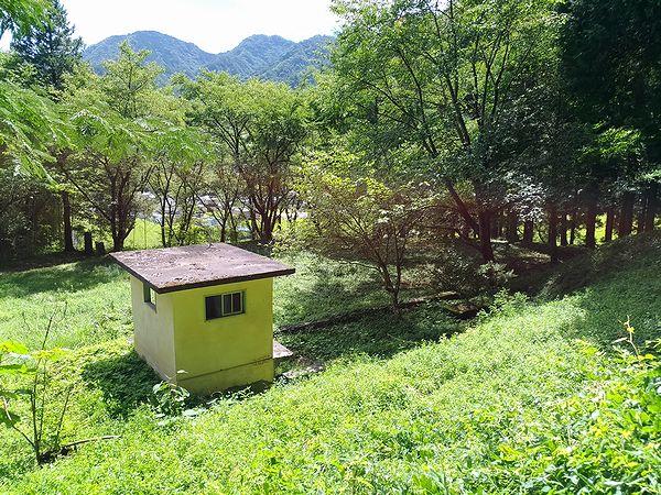 塩田町手塚水道の薬品注入室1