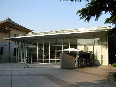 靖国神社 遊就館入口