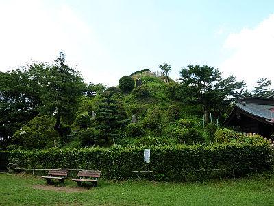 霊峰荒幡富士