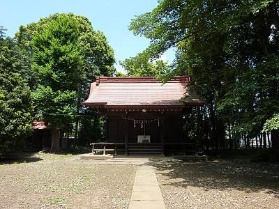 清瀬市氷川神社3
