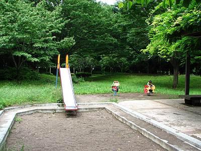 東所沢公園の遊戯 小さい子向け