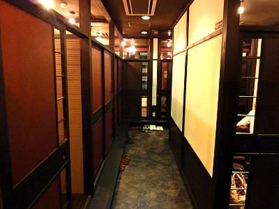 小樽食堂は個室