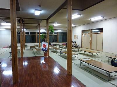 吉井温泉 牛伏の湯の休憩所