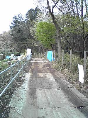 カミヤマの入口