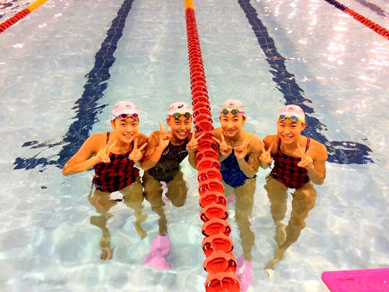 水泳部の競泳水着女子の画像 [無断転載禁止]©bbspink.comYouTube動画>4本 ->画像>288枚