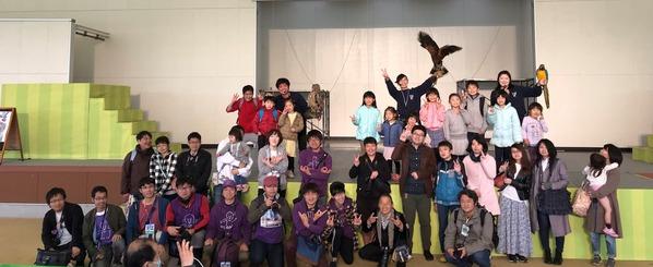 平成最後バードショー写真