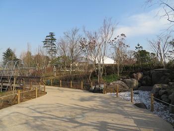 15パレットガーデン(花木の小庭)