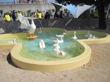 21ガチョウ広場プール