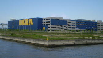 浜 混雑 鶴 Ikea