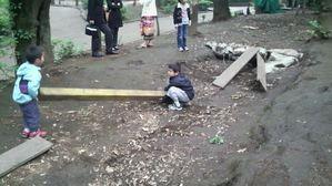羽根木公園_こども2