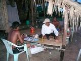 カンボジア農家