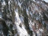 一幅の山水画