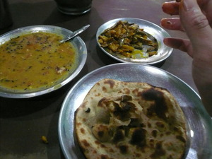 インドのカレー1