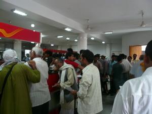 インドの行列1