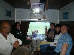 夜行列車のメンバー