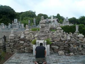 楊貴妃の墓2