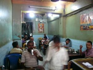 インドのカレー2