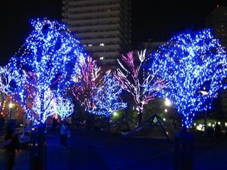 川口駅西口公園