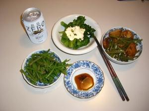 低カロリー料理