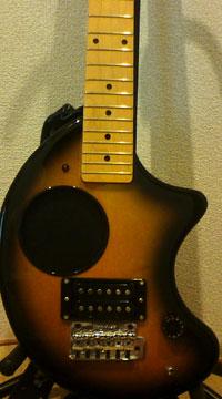 原 張り替え ギター