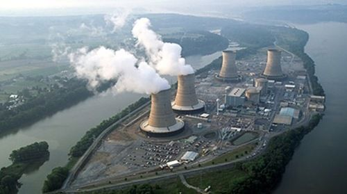 スリーマイル島原子力発電所