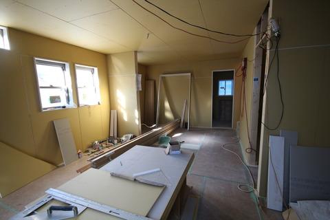 和光市S様邸 施工状況 20131220