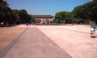 0807-4 国立博物館広場