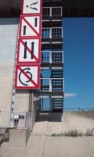 0924-1 水門標識