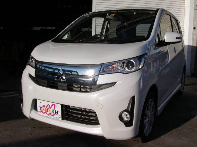 【H25】三菱 EKワゴン