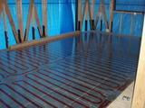 2世帯床暖房工事