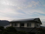 H様太陽光発電システム
