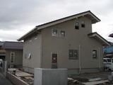 恵那市N様邸完成が近づきました