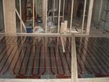 床暖房増設工事