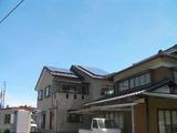 長野県K様邸太陽光発電工事