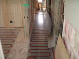 2階廊下・各部屋床暖房