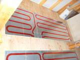 クローゼットの床暖房