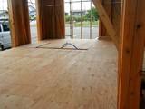 床暖房敷設前の確認