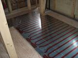洗面脱衣床暖房パネル