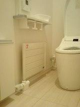 A様邸トイレ