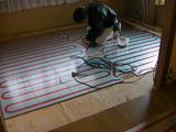 和室に床暖房